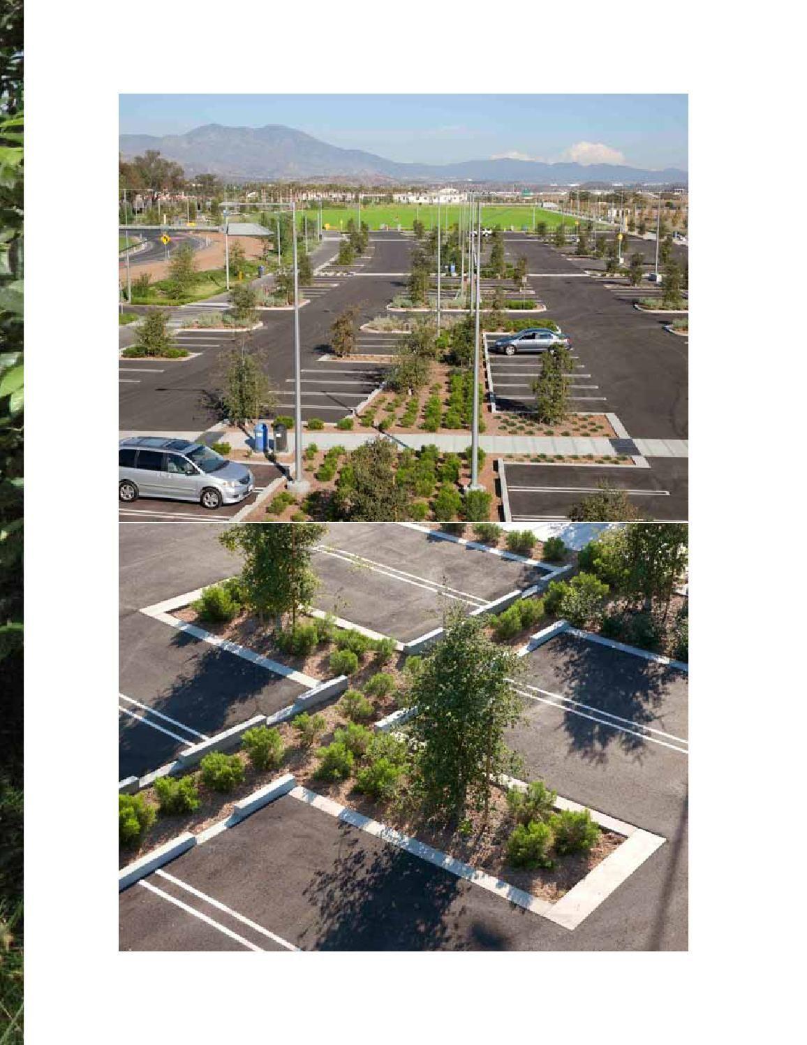 Ken Smith Landscape Architect Orange County Great Park Parking Lot Landshaftnaya Arhitektura Landshaft Urban