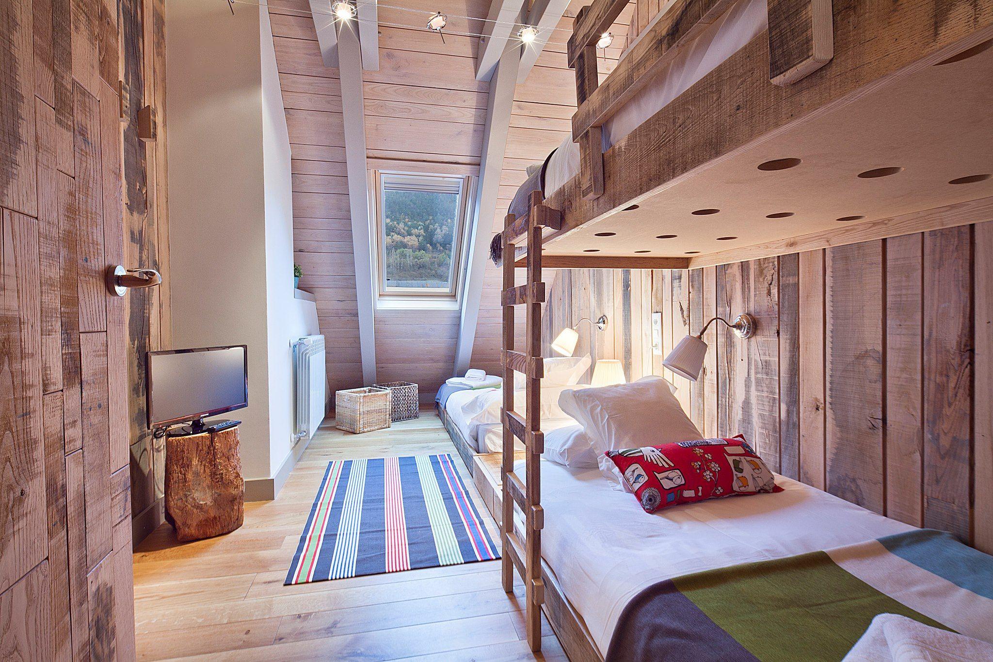 Casa de montaña Apartamentos, Habitaciones ideales
