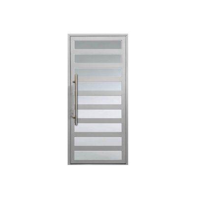 Cbw Windows And Doors Maya Standard Jamb Finished Prehung Front Entry Door Finish White Door Size 80 H X 32 W X 2 63 D Door Handing Left Hand In 2020 Vinyl