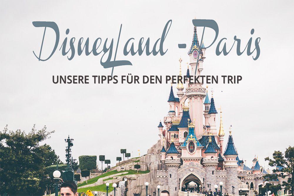 Disneyland Paris: 9 Tipps für ein unvergessliches Erlebnis #disneylandfood