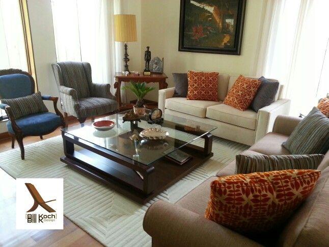 Remodelacion de sala principal / Livingroom remodel