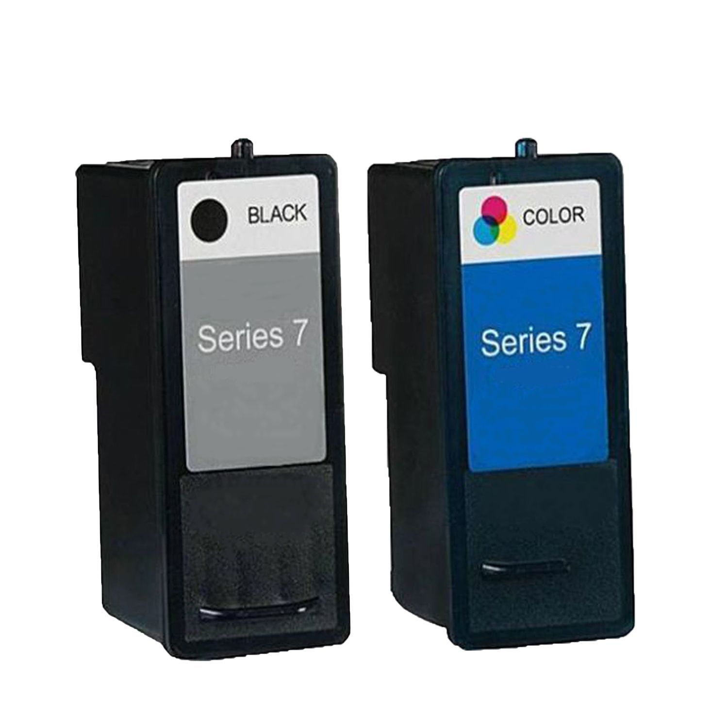 N 2PK DH828 + DH929 & Color Compatible Inkjet Cartridge For Dell Inkjet A966 A968 A968W