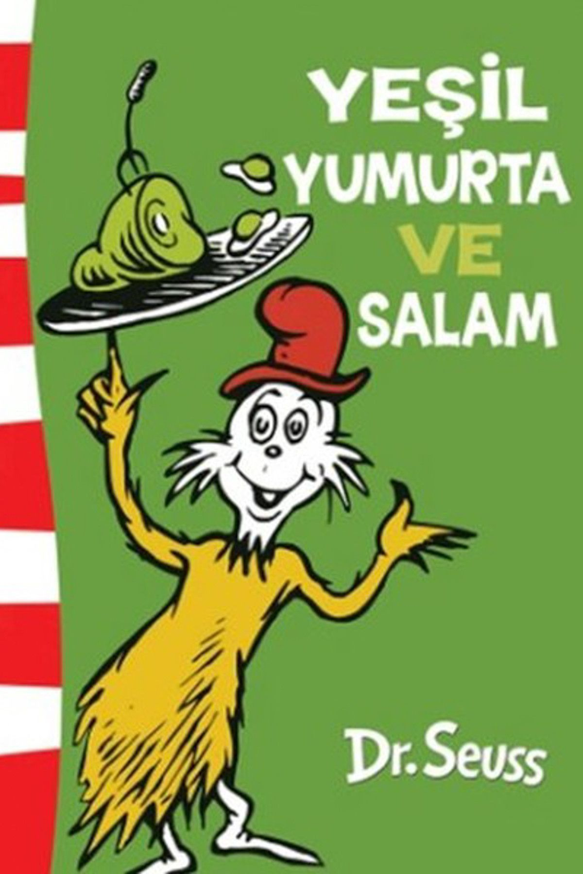 Green Eggs And Ham Edebiyat Kitap Cocuk Kitaplari