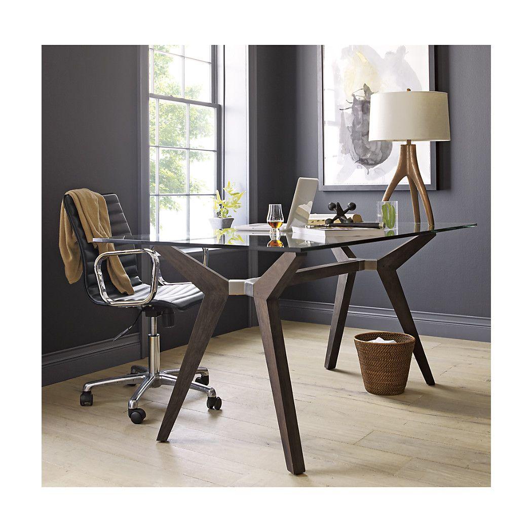 """Shop Strut Sheesham Wood 70"""" Work Table. A Crossbar"""