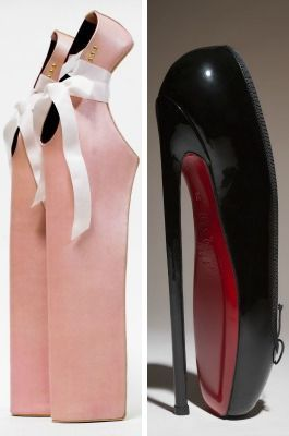 ballet pointe shoe fetish