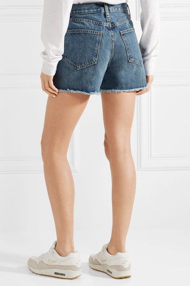 6e20737731 rag & bone - Torti Denim Shorts - Mid denim | Products | Denim ...