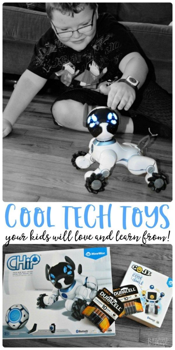 2 Cool Toys Your High Tech Kids Will Love And Learn From Best