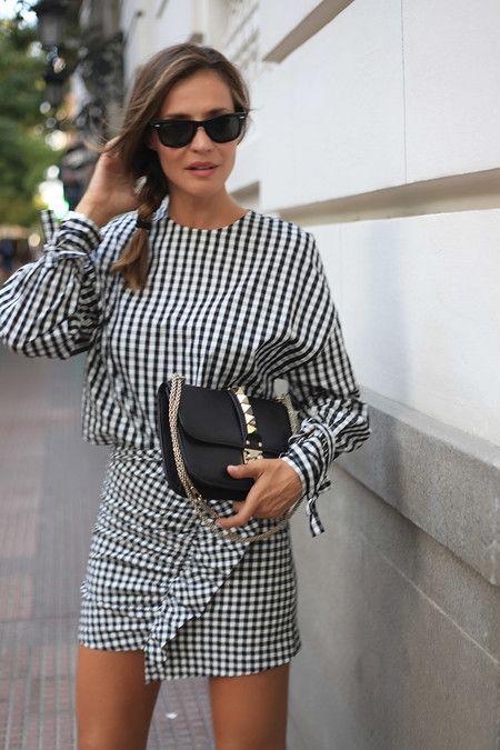 fed997d83 Las (mini)faldas de Zara que están arrasando en Instagram | For my ...