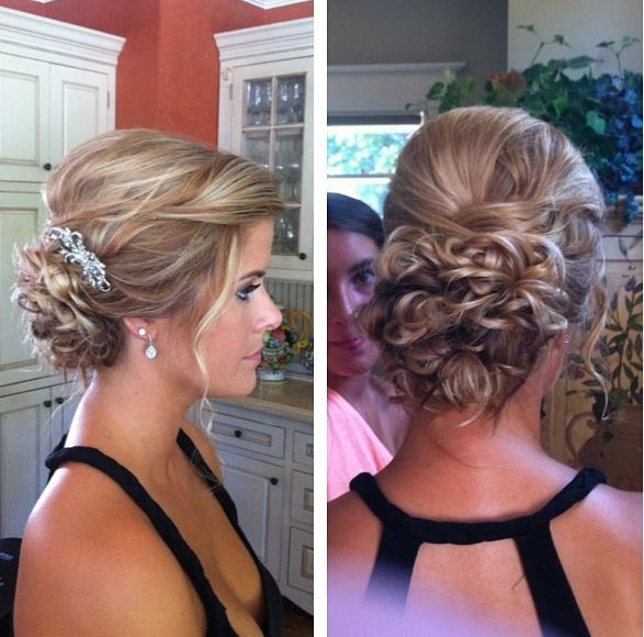 Cute Formal Hairstyles cute prom updos for long hair styles Today We  Feature 16 Super Easy - Cute Formal Hairstyles Top Hairstyles,beach Waves Hairstyle,mens