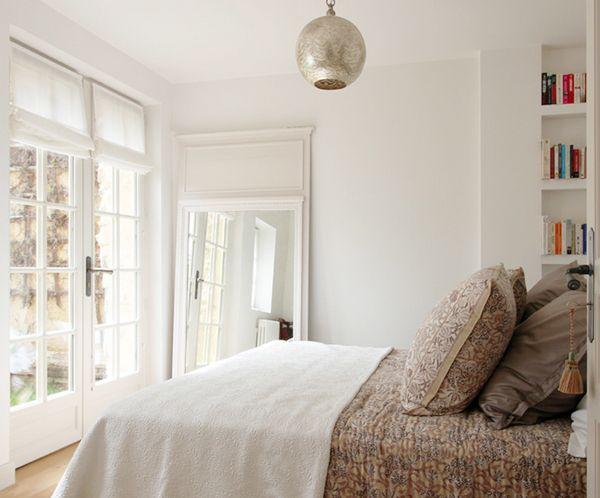 Serene Bedroom Paint Color Farrow And Ball Wimborne White