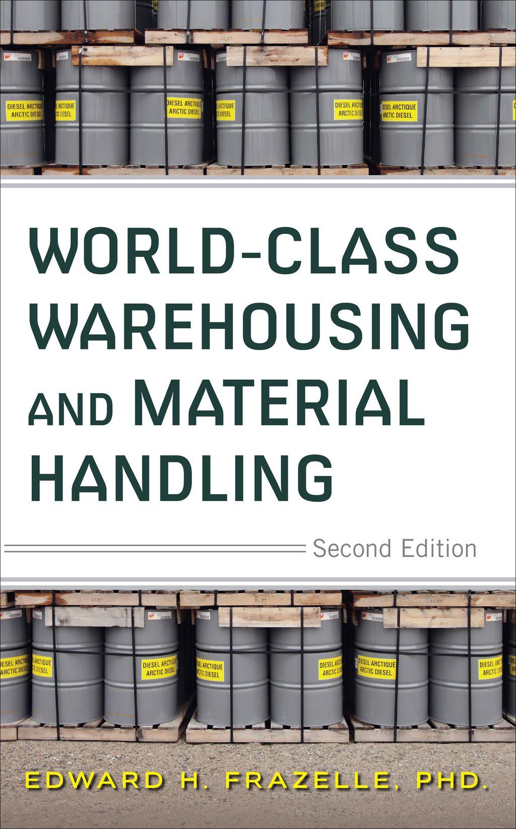 WorldClass Warehousing and Material Handling 2E (eBook
