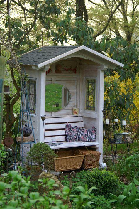 philosophenbank ein traum von garten f r gro und klein pinterest garten garten ideen und. Black Bedroom Furniture Sets. Home Design Ideas