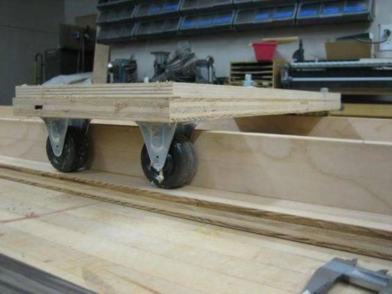 Rohes Schnittholz ohne 16 Jointer von GaryK