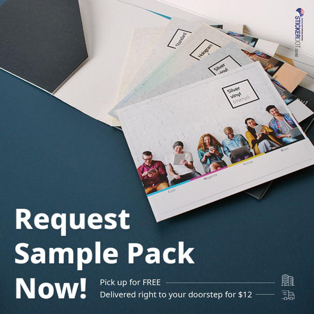 Standard Sample Pack in 2020 Sample packs, Custom