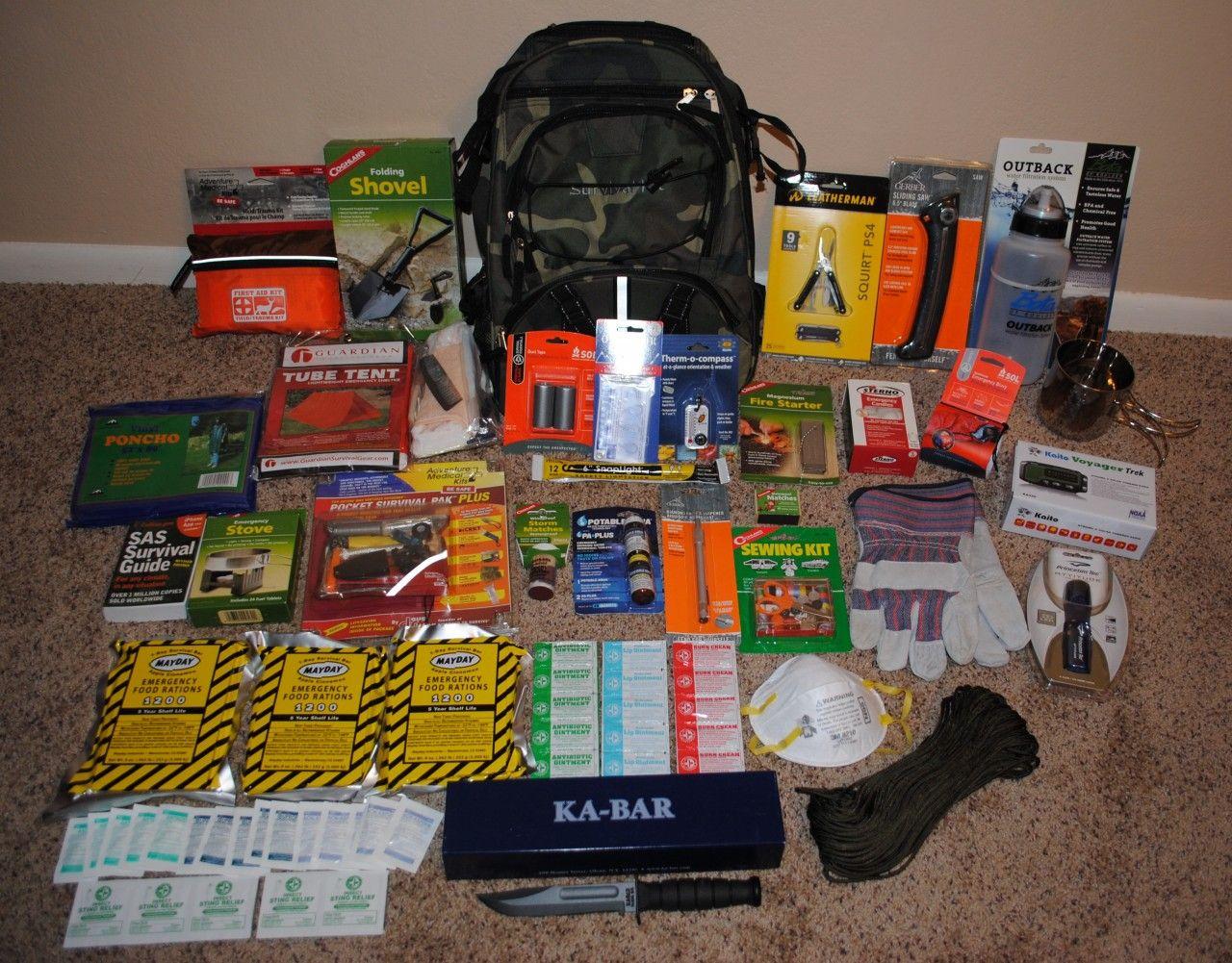 5 11 Rush 72 Bug Out Bag