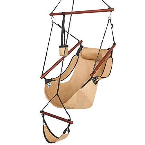 ONCLOUD Upgraded Unique Hammock Hanging Sky Chair, Air