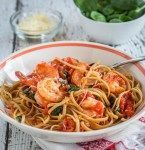 Healthy Shrimp Fettuccine Recipe #shrimpfettuccine Healthy Shrimp Fettuccine Recipe | Hostess At Heart #shrimpfettuccine Healthy Shrimp Fettuccine Recipe #shrimpfettuccine Healthy Shrimp Fettuccine Recipe | Hostess At Heart #shrimpfettuccine