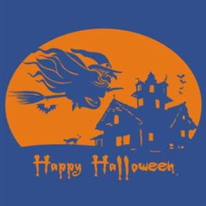 Happy Halloween House T-Shirt