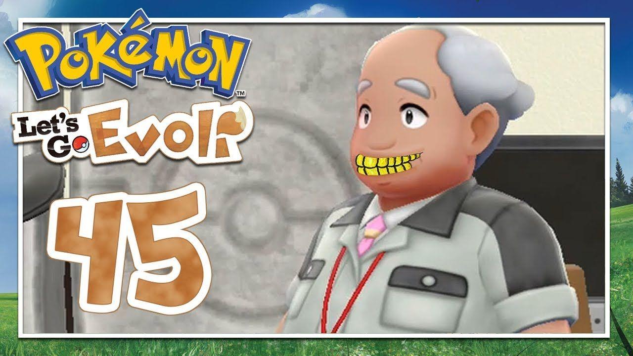 Pokemon Let S Go Evoli 45 Er Gonnt Sich Die Goldzahne Ash Pokemon Pokemon Let It Be