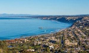 Groupon - Stay at La Jolla Riviera Inn in La Jolla, CA, with Dates into December in La Jolla, CA. Groupon deal price: $92