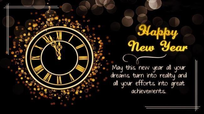 Awesome New Yearu0027s Greeting Saying 2018 Messages To Facebook Friend