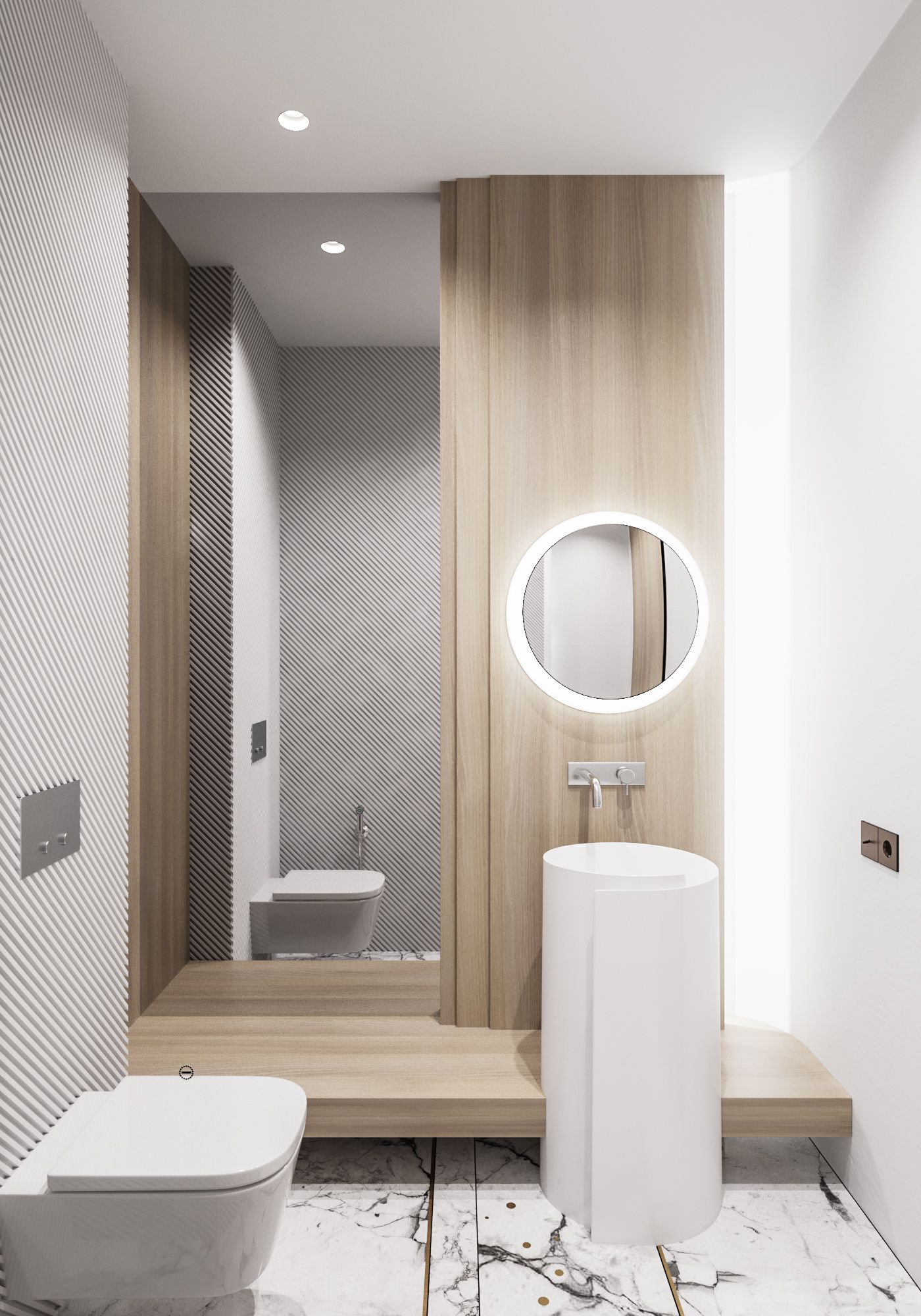 Our visualization for - NIDO interiors #onirender #oniproject ...