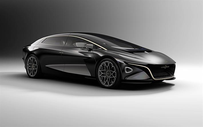 Download wallpapers Aston Martin, Lagonda Vision Concept