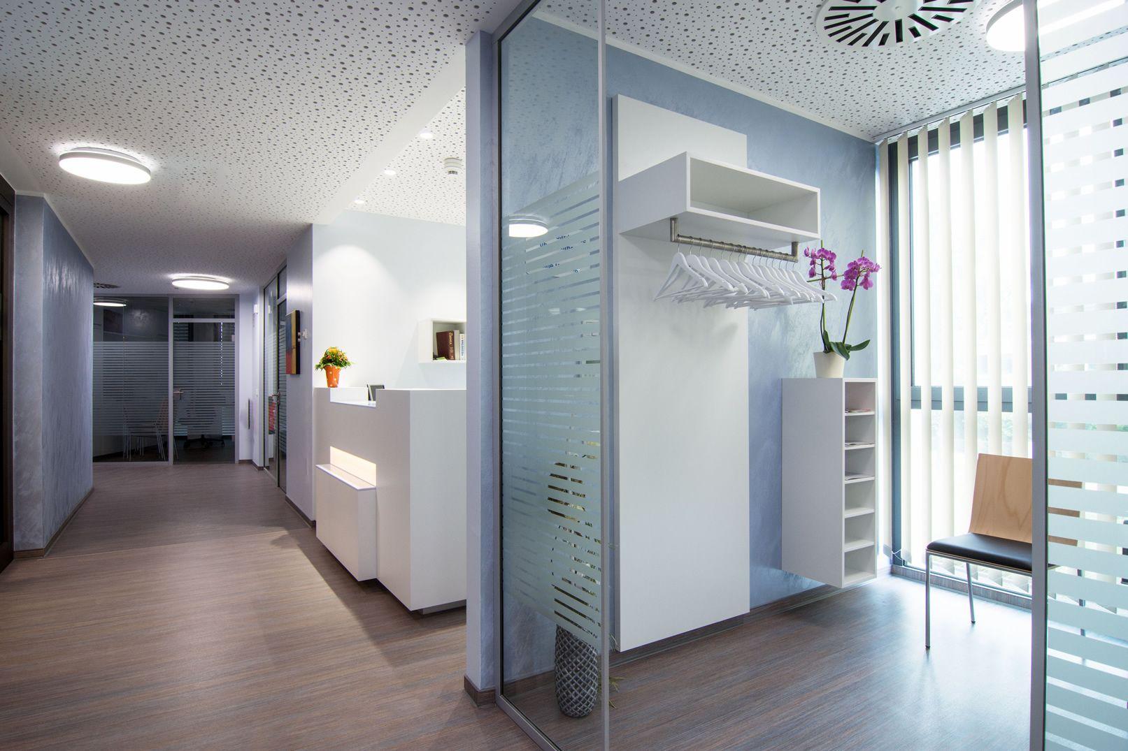 Augenarztpraxis bremen th ne innenarchitektur farbgestaltung arztpraxis pinterest - Innenarchitektur bremen ...
