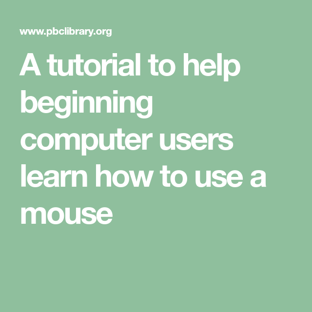 Using the mouse it with ageuk east riding.