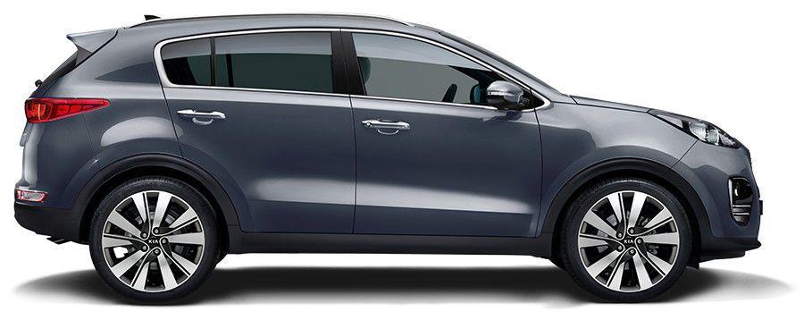 Kia Sportage Colours Guide And Prices Carwow Our New Sportage Gt To Love Them Kia Sportage Sportage Kia