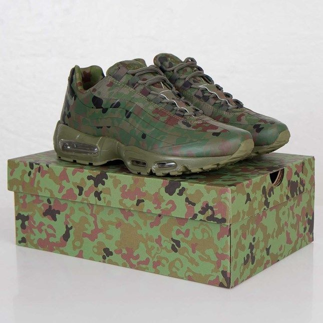 info for 603a7 81c0c Nike Air Max 95 Japan SP Camo Pale Olive Safari Size 13. new in box. 100%  authentic.  eBay!