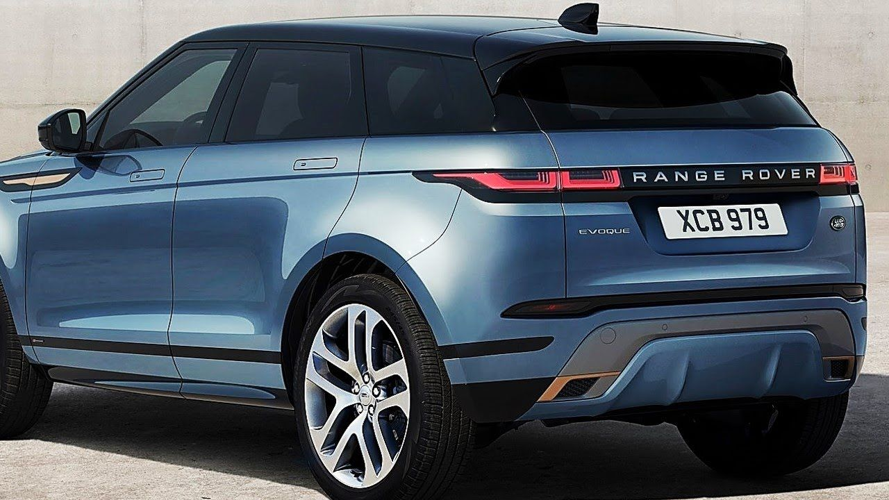 2020 Range Rover Evoque cars suvs technology