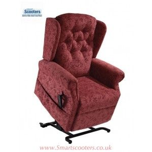 Peachy Cosi Medina Riser Recliner Button Back Chair In Stock 4 Inzonedesignstudio Interior Chair Design Inzonedesignstudiocom