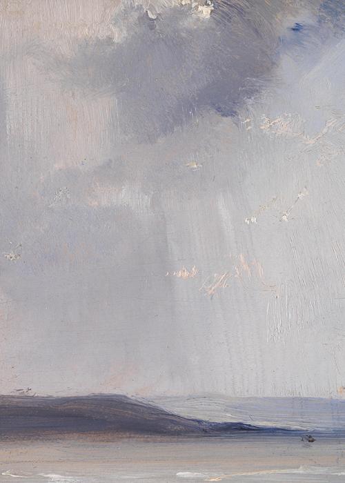 sforzinda:  La Ferté (detail), Richard Parkes Bonington, ca. 1825