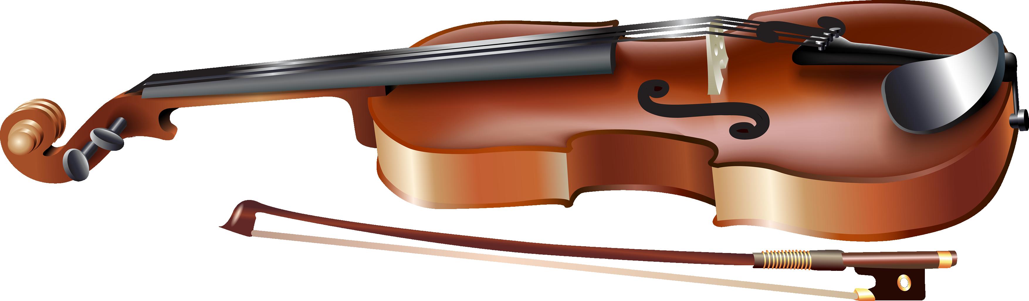 Violin Violin Violin Bow Clip Art