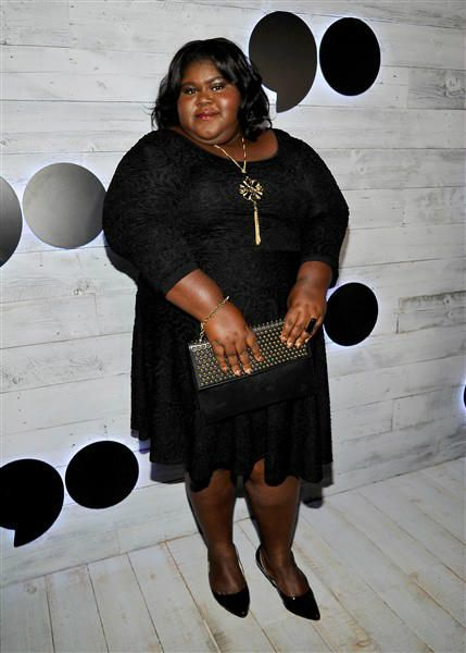 Gabourey Sidibe Posts Drastic Weight Loss Pic On Instagram Things