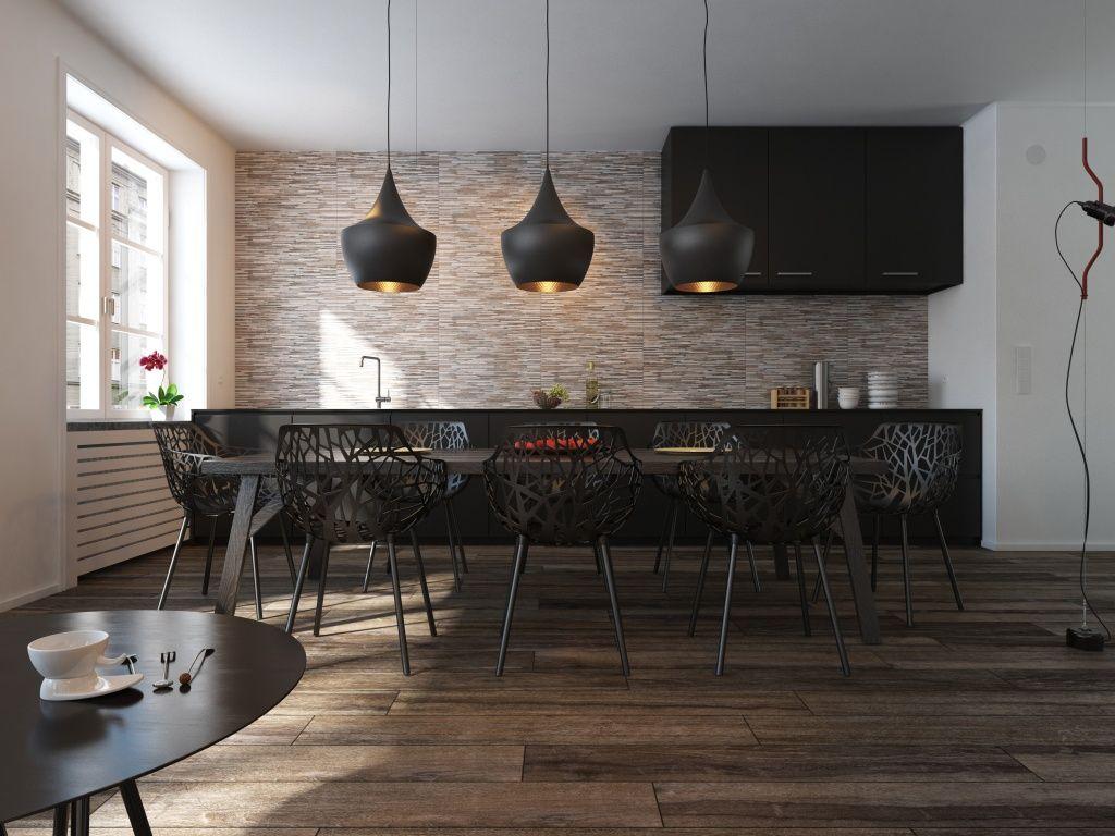 Una idea para remodelar con interceramic cocinas - Revestimientos para paredes de cocina ...