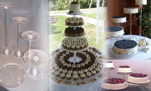 make your own wedding cake kit quot create your own quot wedding cake stand amp cupcake stand 17013
