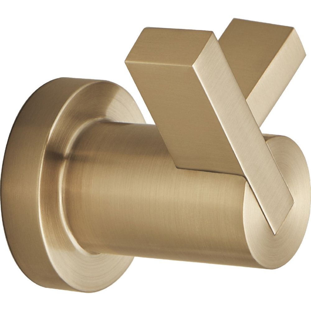 Brizo 693535 Gl Litze Luxe Gold Robe Hooks Bathroom Accessories Efaucets