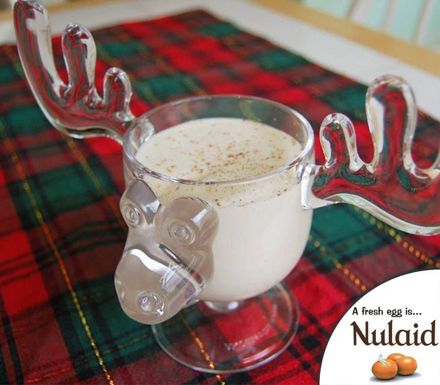 Today is National Eggnog Day! Eggnog is one of the most