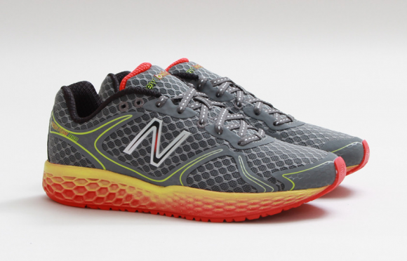 newest collection 28cb6 62b75 New Balance 980 Fresh Foam Grey Fire | Sneaker Fiend | New ...