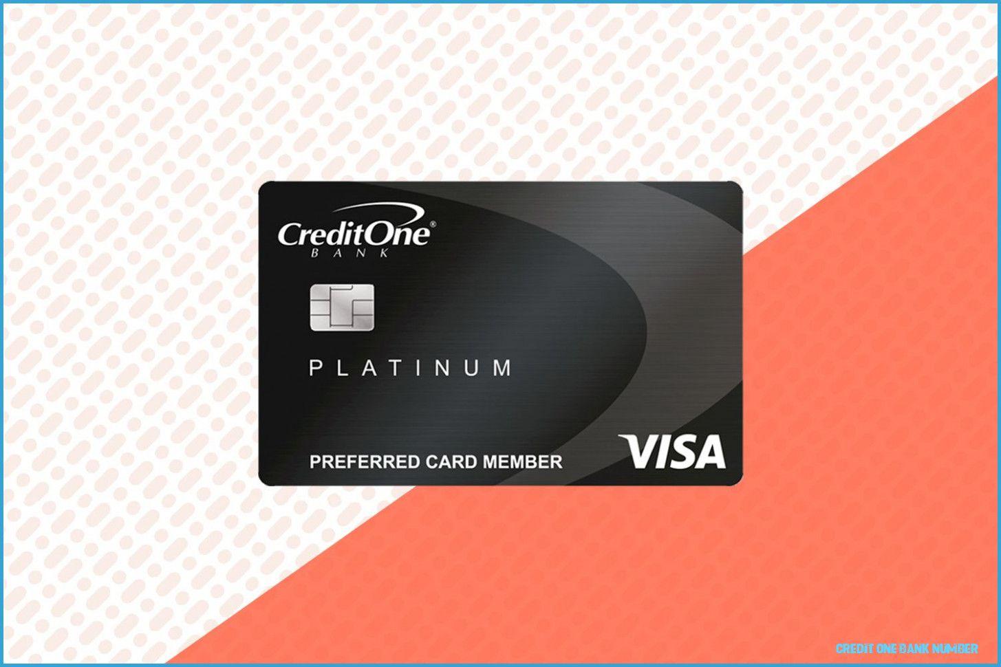 Seven Stereotypes About Credit One Bank Number That Arent Always True Credit One Bank Number Credit Card Design Credit Card Application Visa Platinum