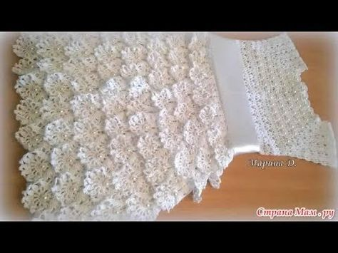 Crochet Patterns For Free Crochet Baby Dress 1876 Youtube