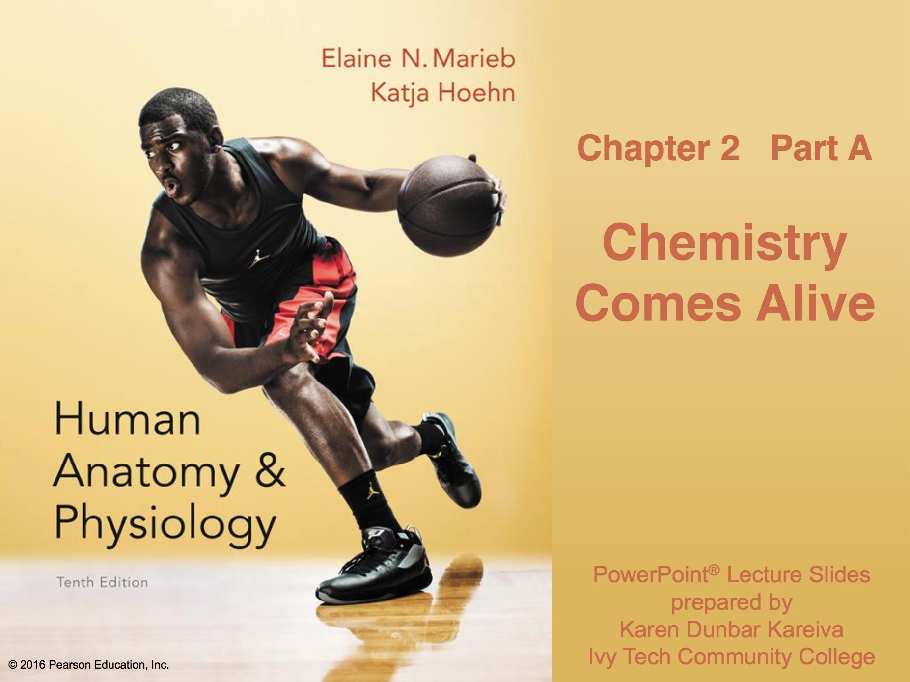 Anatomy & Physiology Chapter 2 part A Chemistry Lecture | anatomy ...