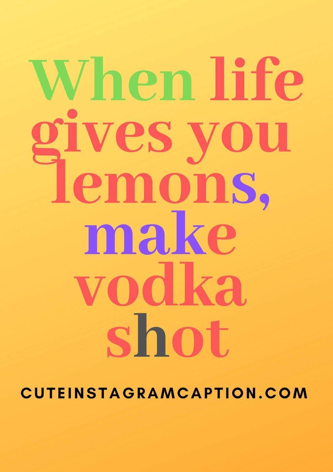 make vodka short   Blogs and Commendable remarks   Selfie