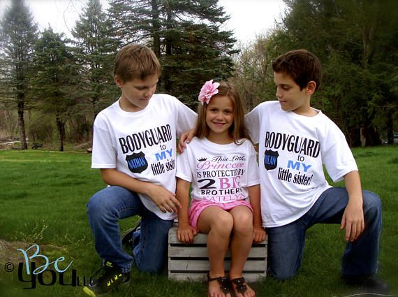Big Brother Little Sister Big Brother Little Sister Shirt Etsy In 2021 Big Brother Little Sister Funny Sibling Shirts Little Sister Pictures