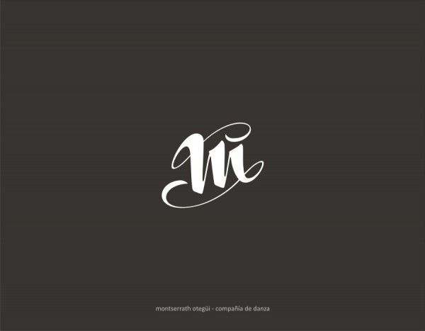 M lettering type logo letters and logos pinterest