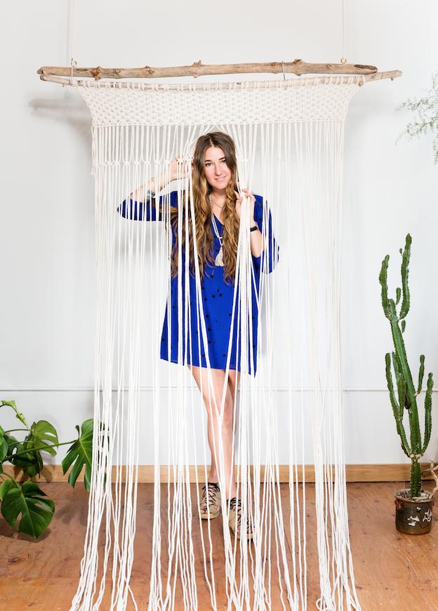 Meet the Founder of Modern Macrame Emily Katz Macrame