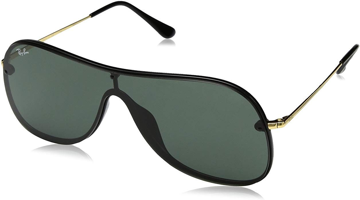 01c02d5881b Amazon.com  Ray-Ban 0rb4311n Non-Polarized Iridium Aviator Sunglasses