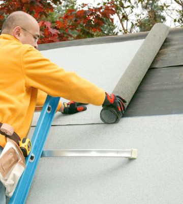 Installing Roll Roofing Diy Roofing Affordable Roofing